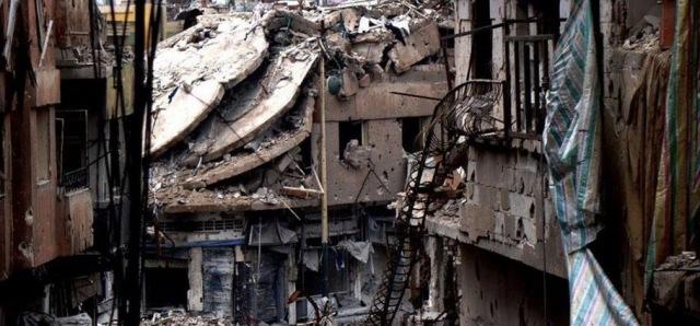 Homs by Shab Homsi